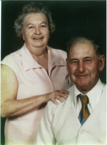 Photo image of George and Ruth Bieber