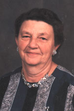 Photo image of Leta Margaret Gordon