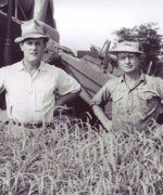 Photo image of Jim and Fraser Clendenning