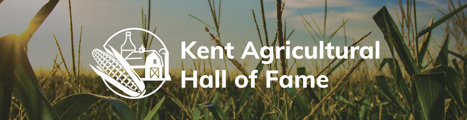 Kent Agricultural Hall of Fame Logo
