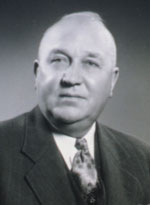 Photo image of George W. Parry