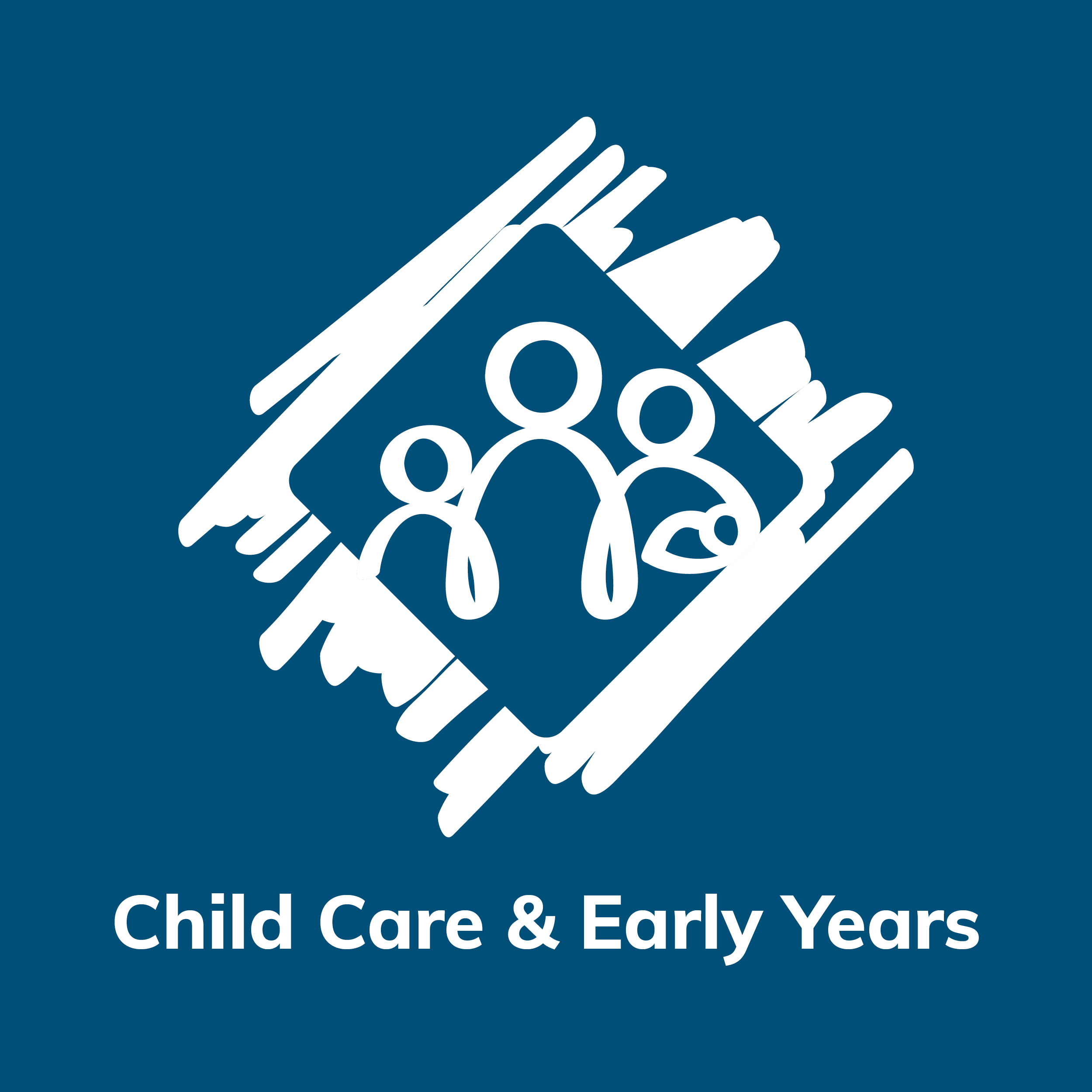 Childcare and Early Years Logo